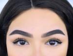 Какой цвет бровей подойдет брюнеткам: советы по макияжу и окрашиванию