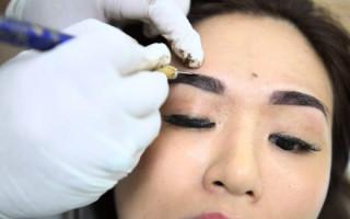 Сколько по времени занимает процедура татуажа бровей