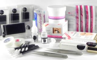 Какие материалы и инструменты нужны для ламинирования бровей