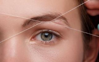 Особенности тридинга и его эффективность для коррекции бровей