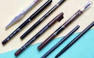 Какие карандаши используют для макияжа бровей: виды и особенности