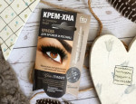 Henna Color: правила использования крем-краски для оформления бровей и ресниц