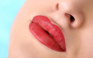 Татуаж губ в технике 3D: преимущества и недостатки