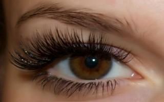 Какой форме глаз подходят нарощенные ресницы изгиба Д