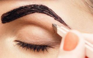 Аллергия при окрашивании бровей: причины и методы лечения