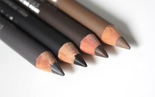 Преимущества и недостатки карандашей для глаз и бровей от бренда Ресничка