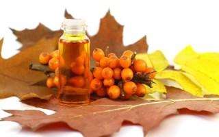 Облепиховое масло для роста и укрепления ресниц и бровей: правила использования