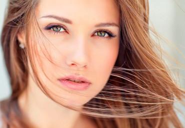 Какой оттенок для окрашивания бровей подойдет к русым волосам