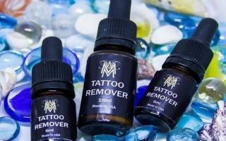Ремувер: преимущества и недостатки для удаления татуажа