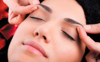 Как сделать брови красивее: правила массажа