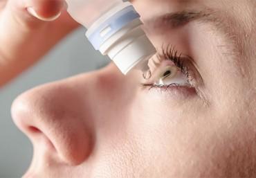 Обзор эффективных капель для лечения блефарита