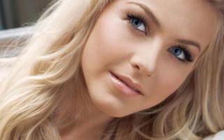 Какая форма и цвет бровей подойдут блондинкам