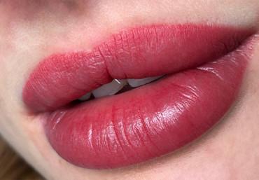 Особенности заживления губ после процедуры татуажа