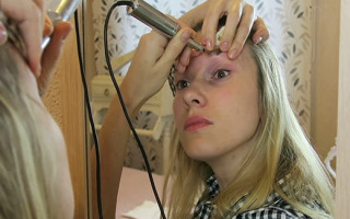 Как сделать татуаж бровей в домашних условиях самой себе