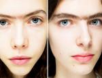 Коррекция моноброви: как придать красивую форму