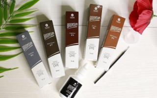 Обзор палитры красок для бровей: как подобрать идеальный оттенок