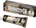 Преимущества и недостатки окрашивания ресниц и бровей краской Refectocil