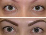 Как долго заживает татуаж глаз: сроки и особенности