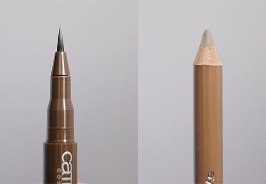 лайнер и карандаш