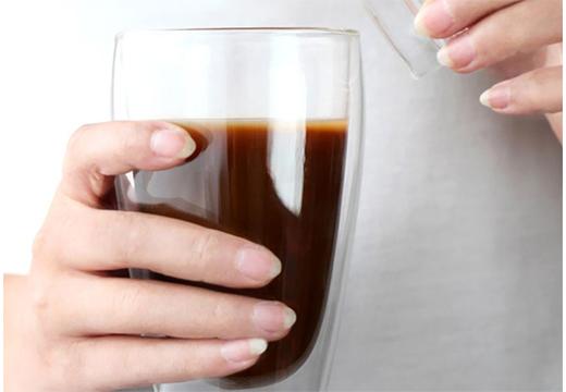 кофе для затемнения бровей