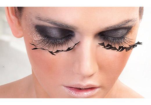 декоративный макияж глаз