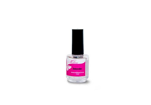 Розовый дебондер для ресниц