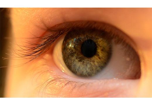 чистый глаз