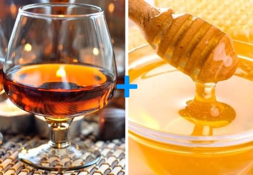 коньяк мед