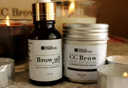 масло и хна cc brow