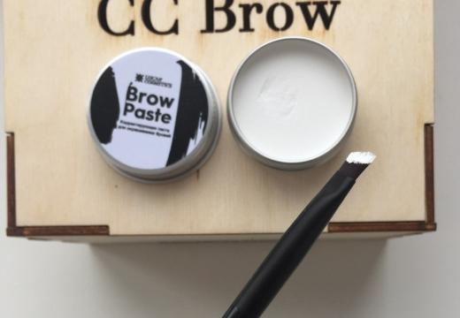 паста для бровей cc brow