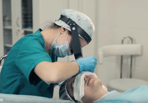 трансплантация бровей операция