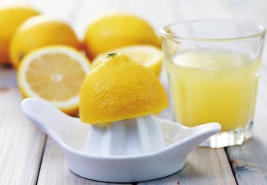 лимонный сок свежий
