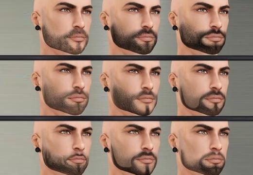 виды тату бороды