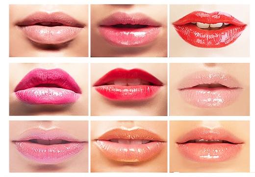 цвета для татуажа губ