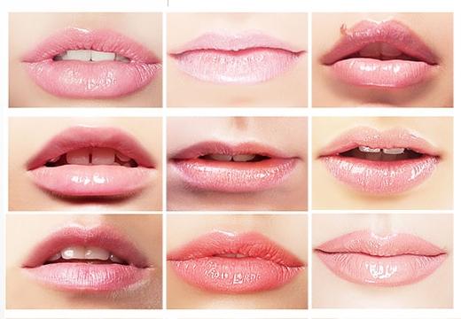 оттенки пигмента для губ